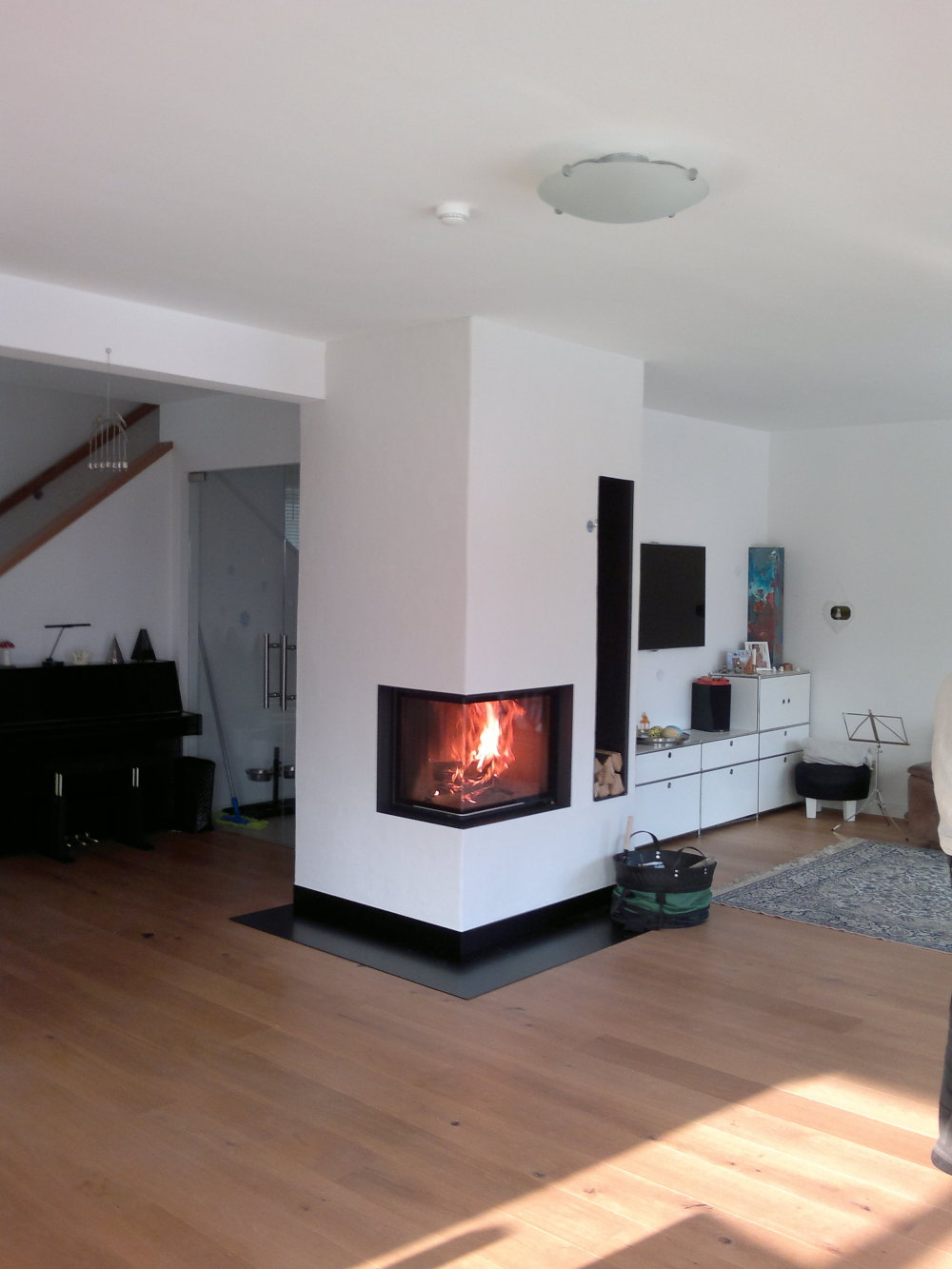 kachelofen umbauen offener kamin umbauen im kachelofen so kann ihr grundofen aussehen. Black Bedroom Furniture Sets. Home Design Ideas